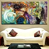 Abstract Art wall painting for home decor ideas print on canvas oil painting No Framed