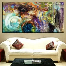 Good Abstract Art Wall Painting For Home Decor Ideas Print On Canvas Oil No  Framed