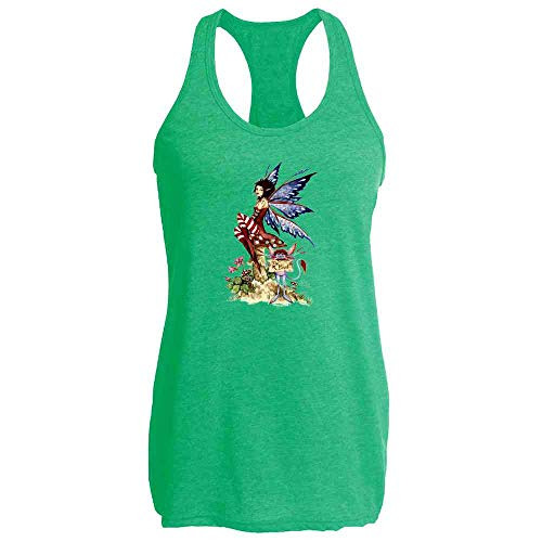 The Brat by Amy Brown Art Heather Kelly L Womens Tank Top -