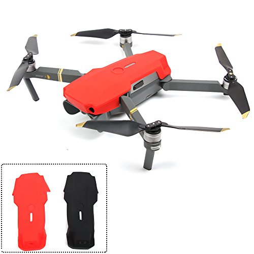 Drone Fans 2 Pack Mavic Pro Drone Upper Cover Shell Top Protective Case for DJI Maivc Pro