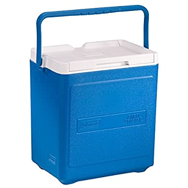 Coleman 18-Quart Party Stacker Cooler, Blue