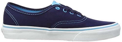Vans Unisex-Erwachsene Authentic Low-Top Blau ((ClearEylts)Ecl FC7)