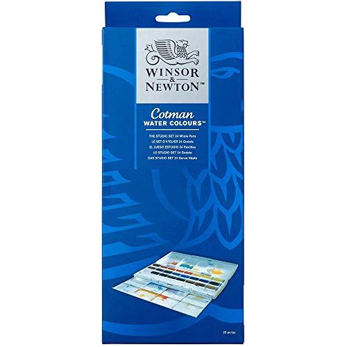Winsor & Newton Cotman Water Colour Paint Studio