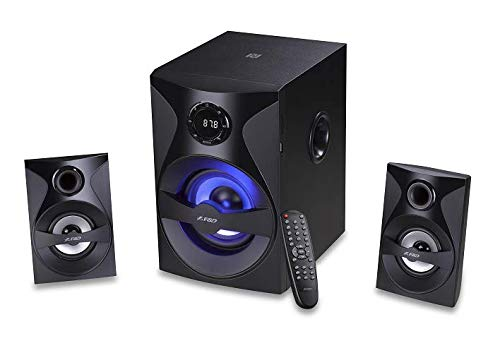 F&D F380X 2.1 Channel Multimedia Bluetooth Speakers