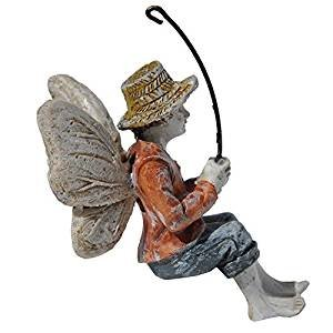 Miniature Garden Fairy Maddox