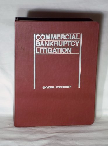 commercial bankruptcy litigation - 2