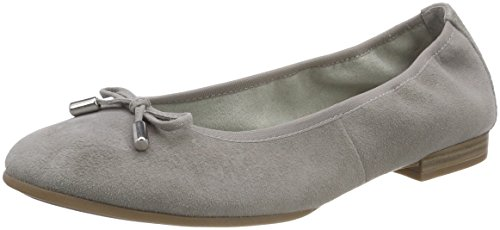 Mujer lt S Para Grey Bailarinas Gris 22112 oliver wIqPY
