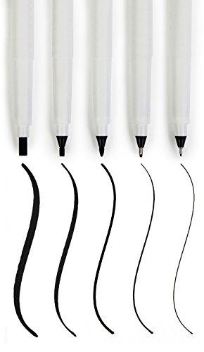 Cricut Explore Variety Pen Set, Black