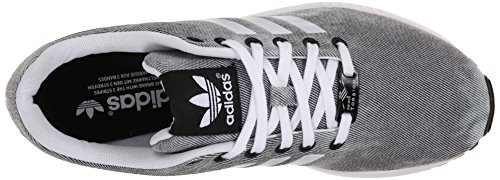 Adidas Original Femmes Zx Flux W Lace-up Fashion Sneaker Core Noir / Blanc / Core Noir