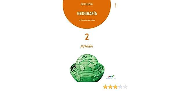 Geografía 2 (Aprender es crecer en conexión): Amazon.es: Muñoz-Delgado y Mérida, Mª Concepción: Libros