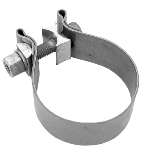 Ford Mustang Dynomax Muffler - Dynomax 36438 Hardware Clamp Band