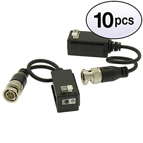 GOWOS (10 Pack) HD Video Balun Pair (2pc) by GOWOS (Image #2)