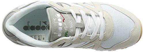 Diadora N9000 grigio Grattacielo E C4157 Uomo Sportive Bianco Per Iii Scarpe Donna FqPxFwfr6v