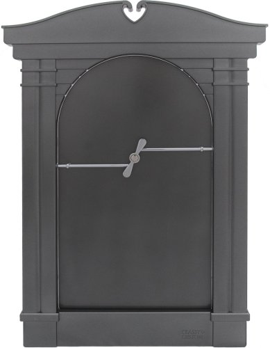Classy Custom Decorative Pet Door Frame, Charcoal, - Pet Decorative Door Frame
