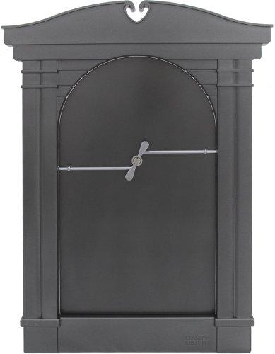 (Classy Custom Decorative Pet Door Frame, Charcoal,)