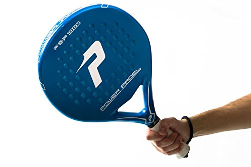 Power Padel Blue Energy 1002 - Palas de pádel, Azul Metalizado: Amazon.es: Deportes y aire libre