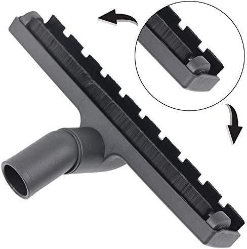 SPARES2GO Hard Floor Slim Brush Tool for Numatic Henry Hetty Vacuum Cleaner (32mm)