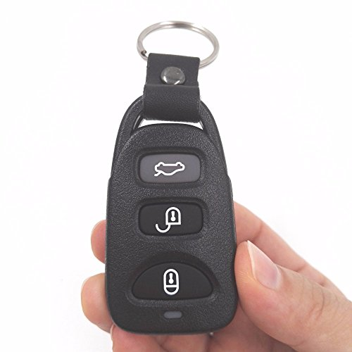Spectra Iii Remote (2Pcs/Lot 3 Buttons Remote Key Shell For KIA Cerato Sorento Spectra Optima Forte Rondo Keyless Entry Fob Car Key Case)
