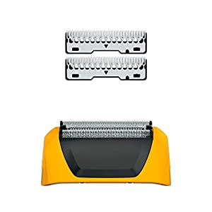Wahl Yellow Lifeproof Shaver Replacement Foils, Cutters and Head for 7061 Series, #7045-100
