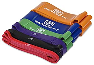 Yoga Stretching Bands , Resistance Bands For Exercise and Pull Ups , Mobility Bands , Weightlifting Resistance Bands
