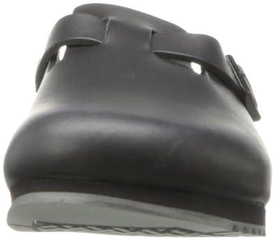 aaee122e20db Amazon.com  Birkenstock Unisex Professional Boston Super Grip Leather Slip  Resistant Work Shoe  Shoes