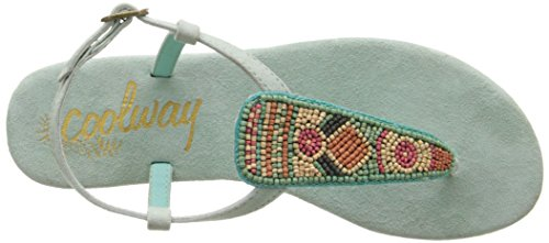 Coolway Kvinners Shelly Kle Sandal Agua