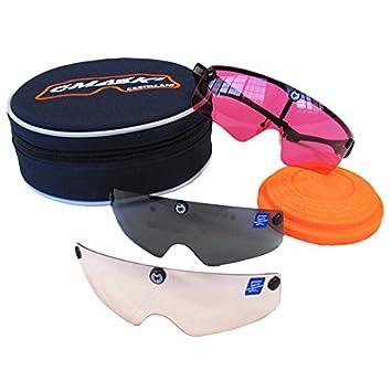 fb6593c03a Castellani c-Mask II Montura para Gafas de Tiro + 10 Lentes  Intercambiables: Amazon.es: Deportes y aire libre