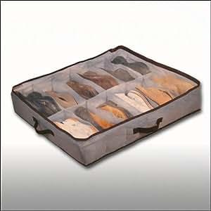 Bolsa caja debajo de la cama – Capacidad 12 pares zapatos