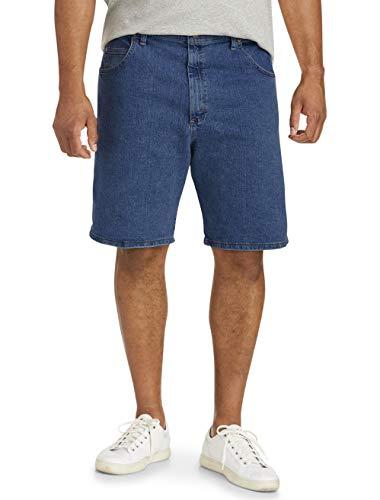 (Wrangler Big and Tall Performance Series Denim Shorts)