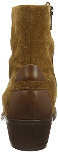 Hudson Women's Laya Suede Ankle Boots Brown (Tan) free shipping cheap real discount professional get to buy cheap online 6ZPRusO