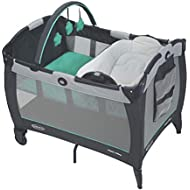 Graco Pack 'n Play Playard with Reversible Seat & Changer LX, Basin