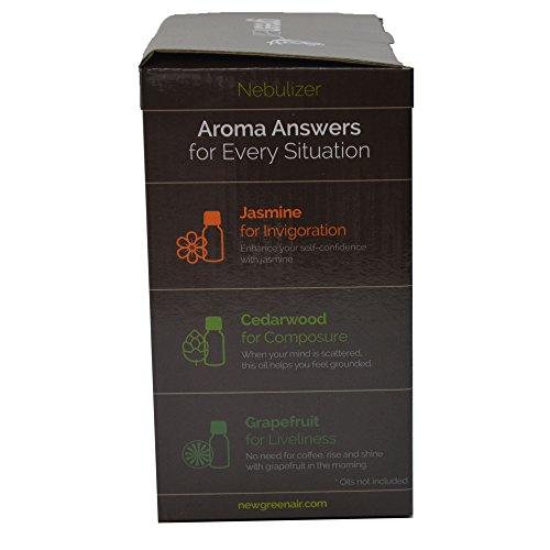 Greenair Nebulizer Essential Oil Diffuser Pound
