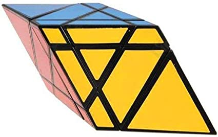 Blade Cube Stikerless Magic Cube 3D Puzzle