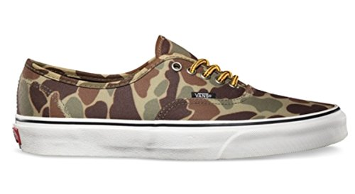 f5a5d2f6f6 Vans Authentic (Waxed Canvas) Camo Marshmallow Mens 7 - Buy Online in Oman.
