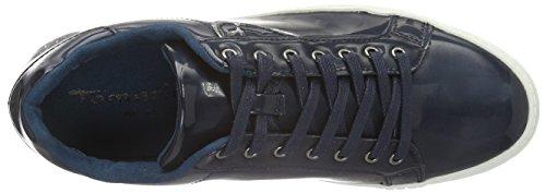 826 Tamaris Patent Donna Ginnastica navy Scarpe Da 23606 Blu Basse qvqZzr