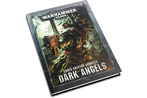 CODEX ADEPTUS ASTARTES DARK ANGELS WARHAMMER 40,000