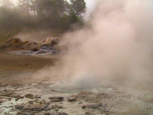 (Yellowstone Geysers)