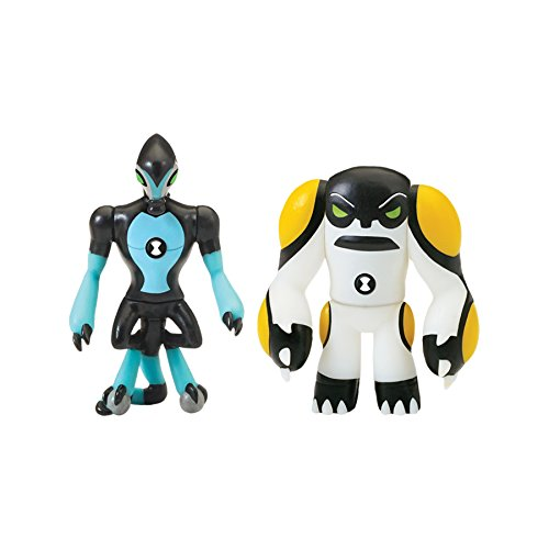 (Ben 10 Alien Creation Figures 2 Pack (Cannonbolt,)