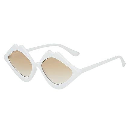 zarupeng✦‿✦ Gafas de Sol con Forma de Labios con Forma de ...