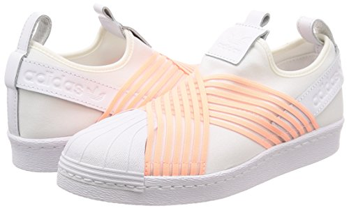 On Fitness Bianco Adidas Superstar Slip Da W blanco Donna 000 Scarpe FAq7EAw