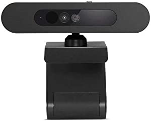 Lenovo Webcam - 30 fps - Black - USB 2.0 - Retail - 1 Pack(s) - 1920 x 1080 Video - 4x Digital Zoom - Computer, Notebook