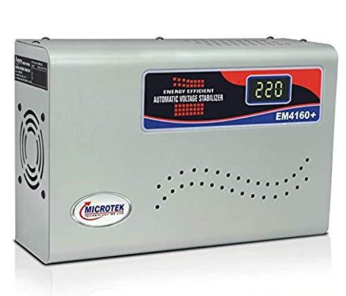 Microtek EM4160+ Automatic Voltage Stabilizer