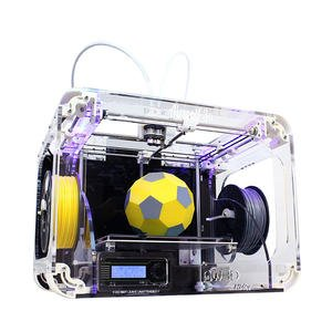 Airwolf 3D HD2x Printer with Dual Extruder and MatterControl Touch