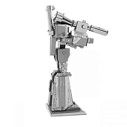 Juguetrónica- Maqueta metálica Transformers Megatron - Fácil ...