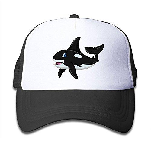 Killer Whale Costume Child (Elephant AN Cute Killer Whale Mesh Baseball Cap Kid Boys Girls Hat)