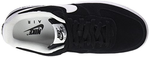 Nike Mens Air Force 1 Low 07 Basketball Shoes Black/White 315122-068 Size 11