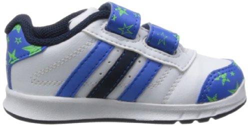 adidas - Zapatillas para niño multicolor Multicolor Bianco/Azzurro/Blu