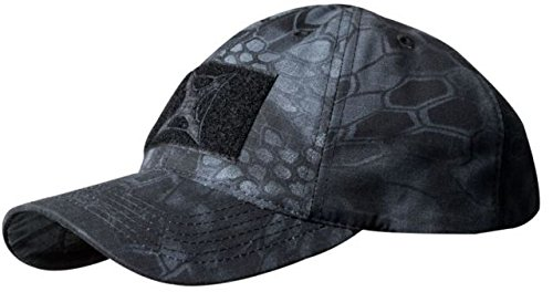 Vertx Kryptek Typhon Hat w Velcro Patches and Embroidery dad008520b7