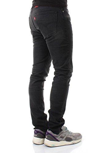 510 Negro Skinny Levi's Fit black Hombre Vaqueros 591 Para ZRWBwq