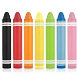 BoxWave iPad Stylus Pen, [KinderStylus] Crayon